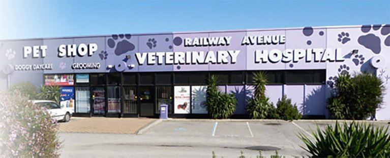 Railway Avenue Veterinary Hospital