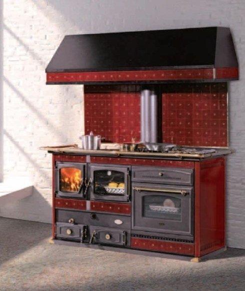 Cucine a Legna - Santa Lucia del Mela (ME) - Imar - Termocucine a legna