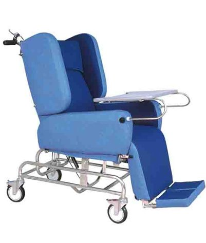 Mobile Air Flotation Chair Bed