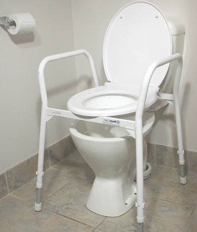 Over Toilet Aid/Commode