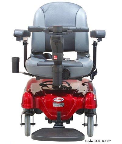 CTM HS 1000 Hybrid Power Chair