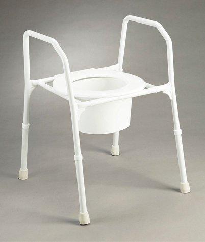 Aluminium Over Toilet Aid