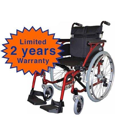 Fact Sheet  Link Wheelchair