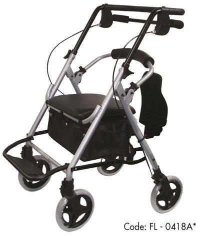 Fact Sheet  Delta Hemiplegic Dual Walker/ Transporter