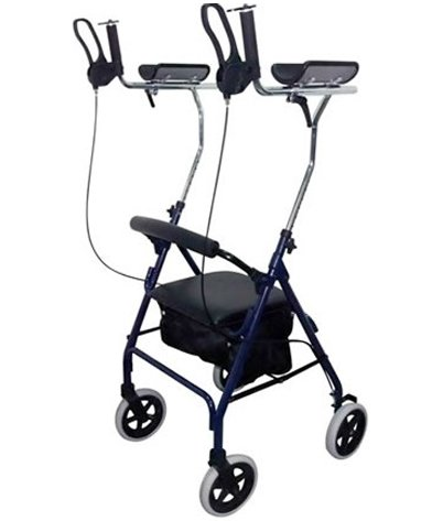 Forearm Walker with Seat