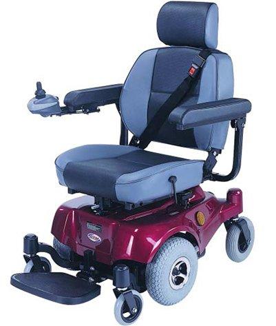 Fact Sheet  CTM HS2800 Power Chair