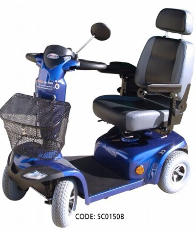 CTM HS550 Scooter