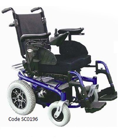 CTM HS7200 Power Chair