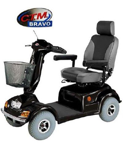 CTM HS890B Scooter