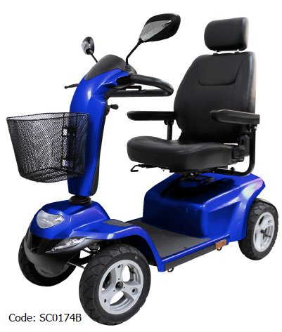 CTM HS898 Scooter