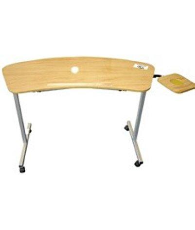 Tilting Over Armchair Table