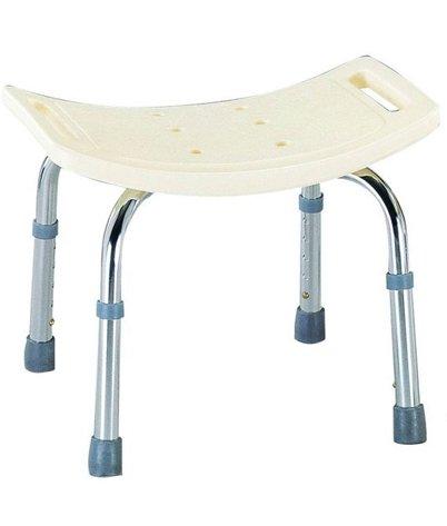 Plastic Shower Stool Seat