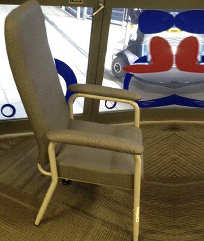 Richmond High Back Chair