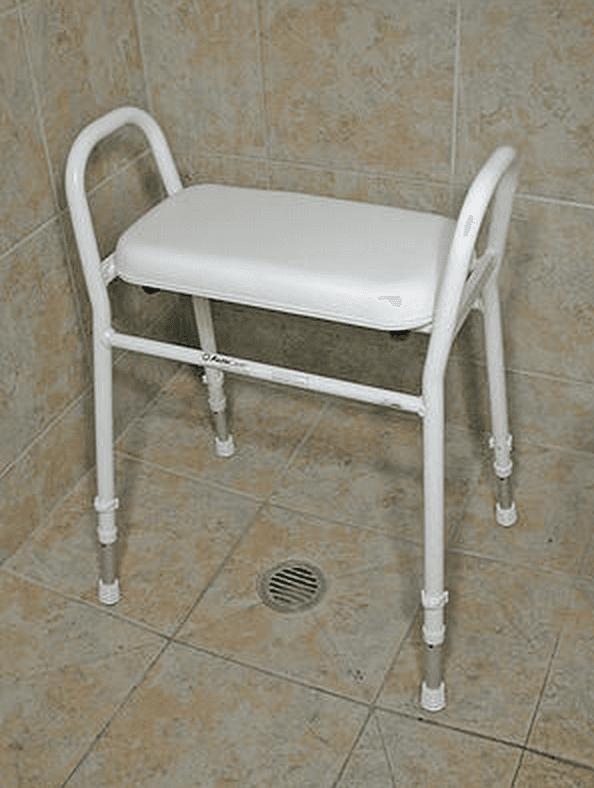 Aluminium Shower Stool