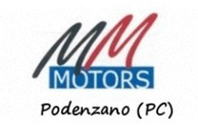 MM MOTORS logo