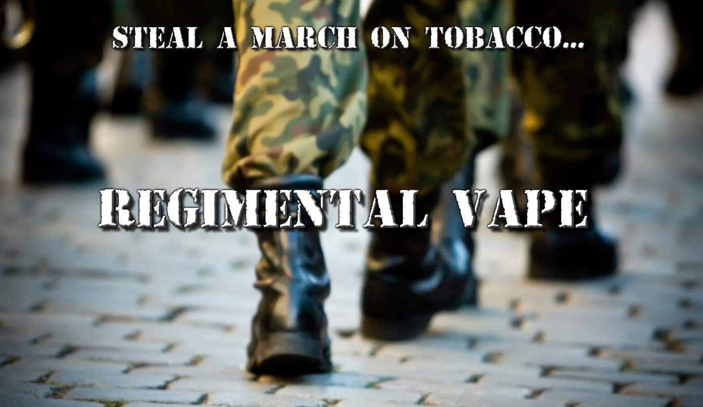 march for vaping products