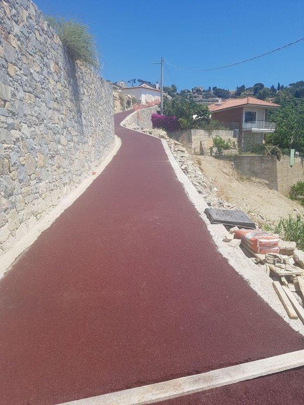 asfalto per strade