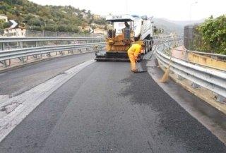 lisciatura asfalto