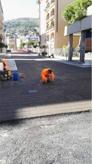ricostruzione e manutenzione strade