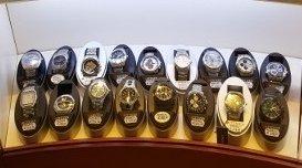 orologi con cinturino in metallo