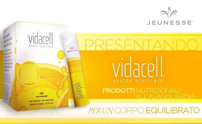 prodotto vidacell