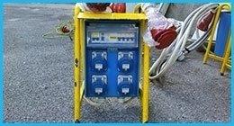 impianti elettrici per mercati