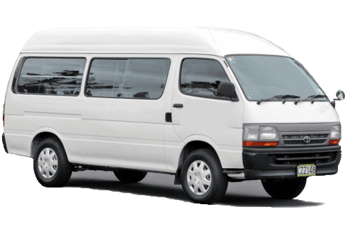 Automobile for rental