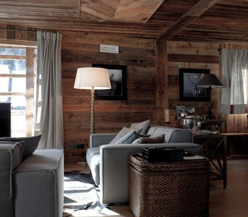 Rivestimento pareti in legno