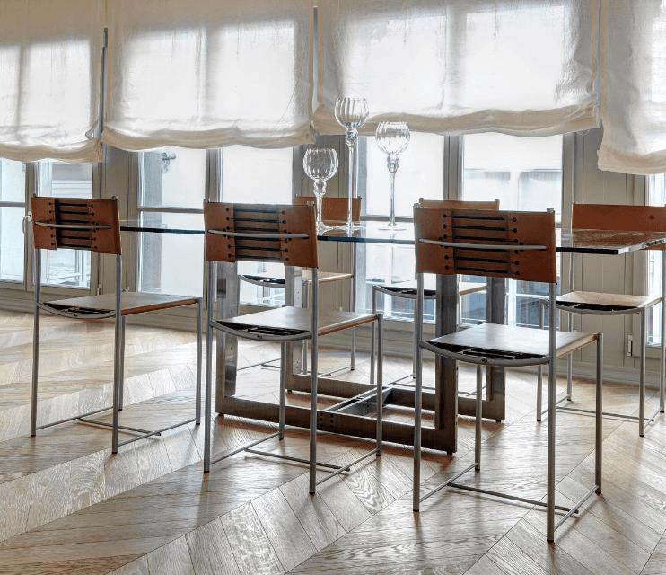 Parquet studio
