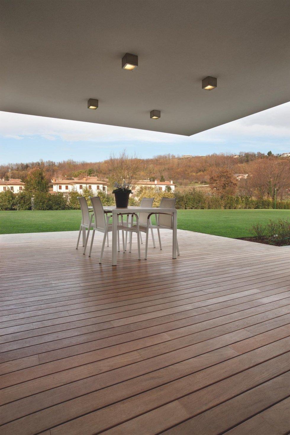 Intesa parquet - Garden wood