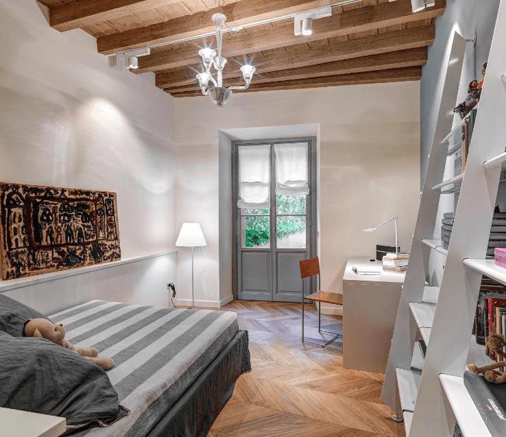 Parquet studio classico