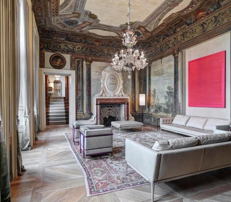 Parquet salotto classico