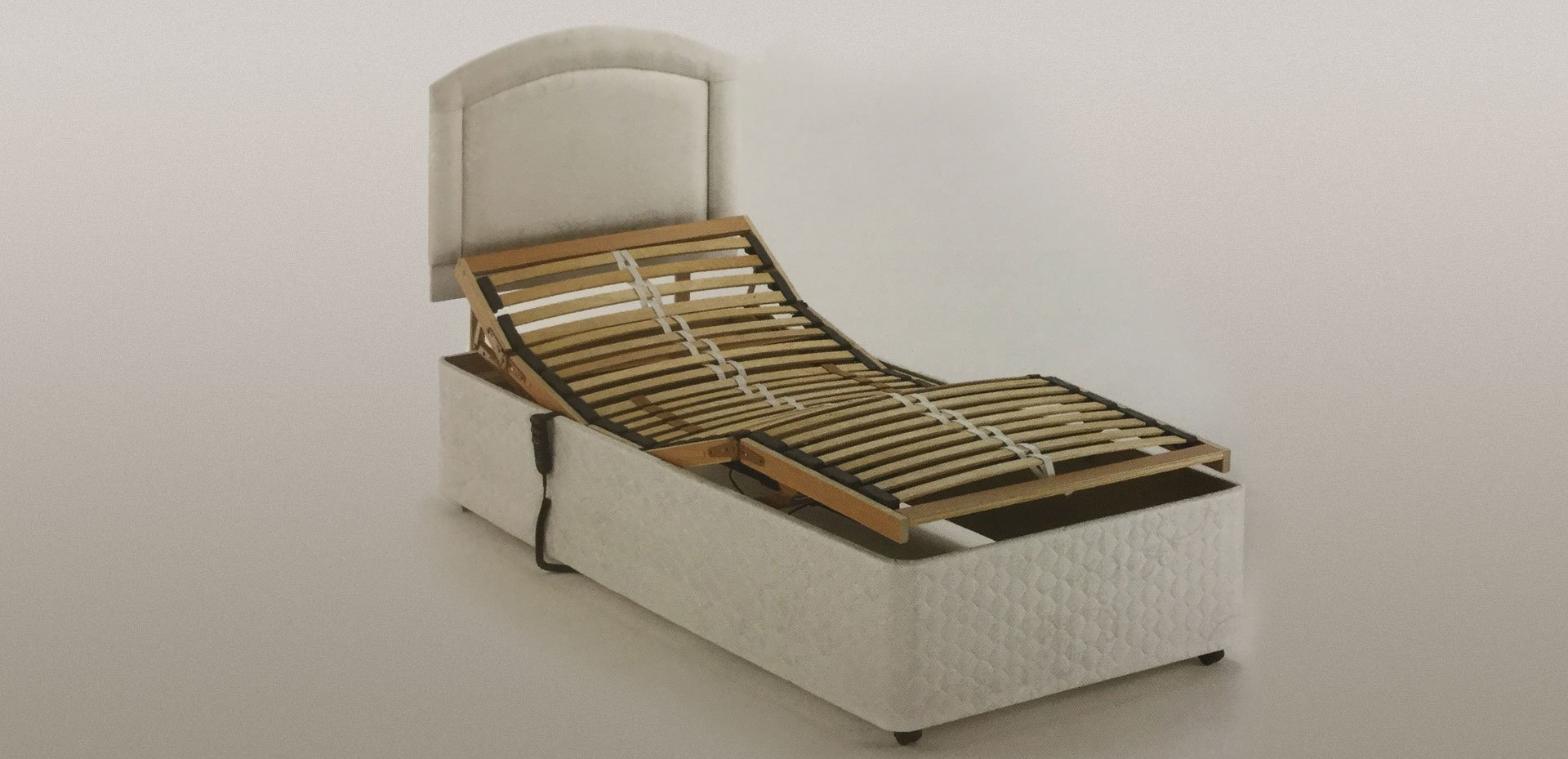 electric powered bed