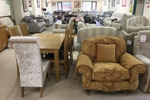 furniture shop in Dumfries