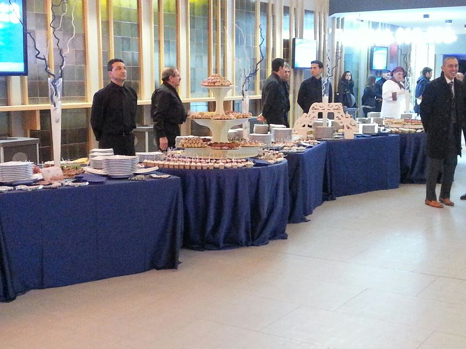 Catering service in Catania