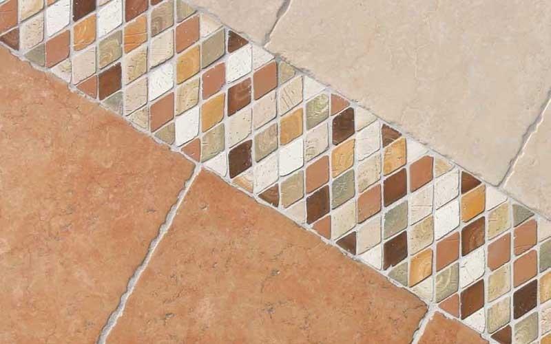 Piastrelle e mosaici