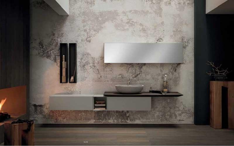 Composizioni design bagno