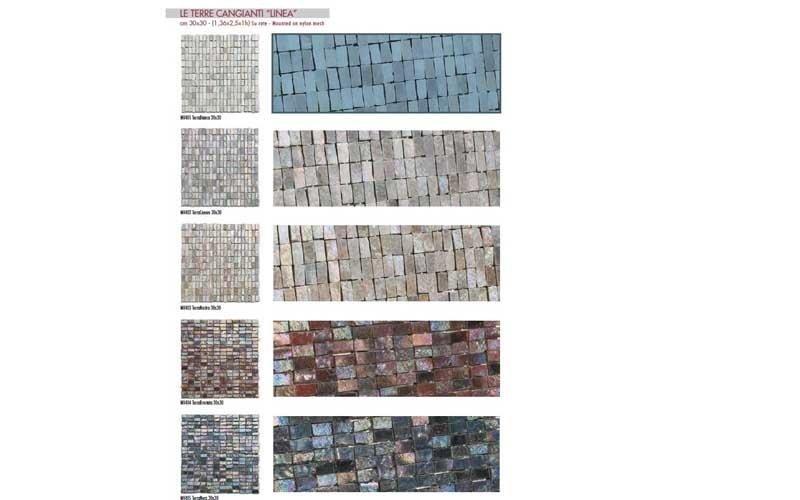 Catalogo mosaici