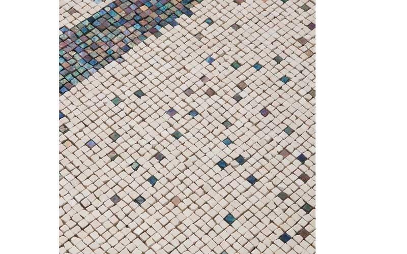 Fornitura mosaici bagno