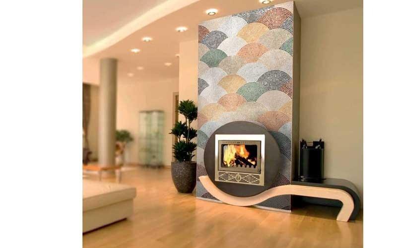 Mosaico composizioni per la casa