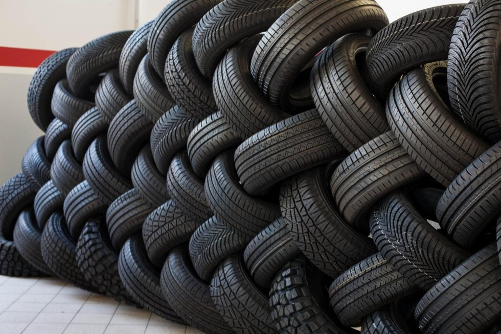 magazzino pneumatici