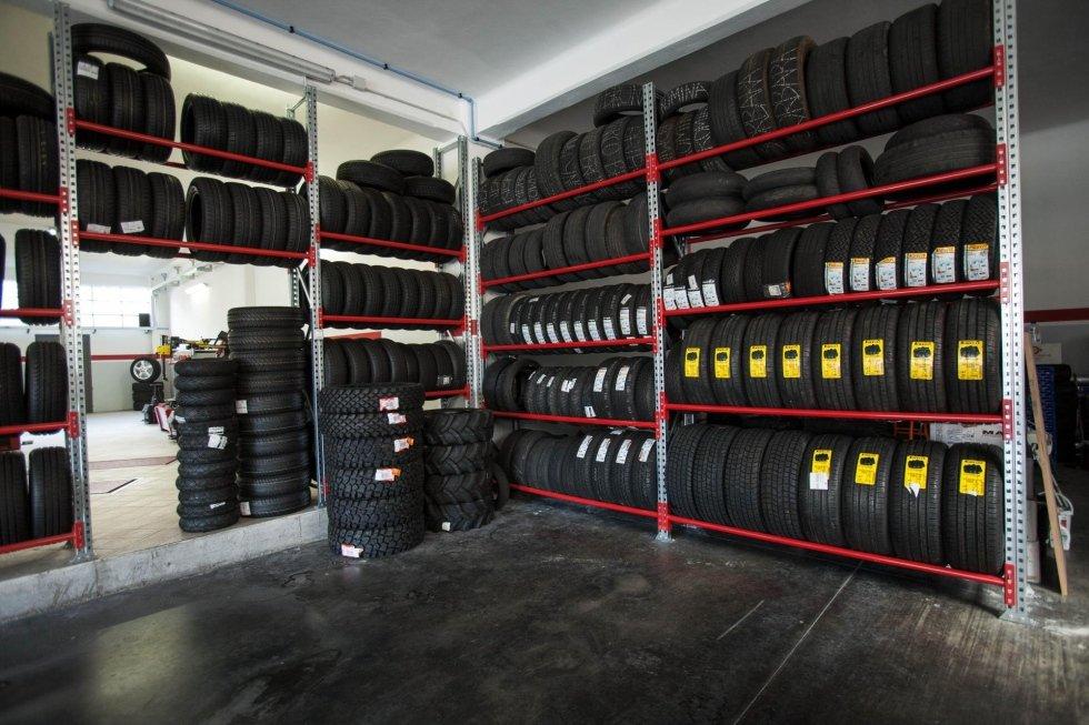 officina autorizzata per cambio pneumatici