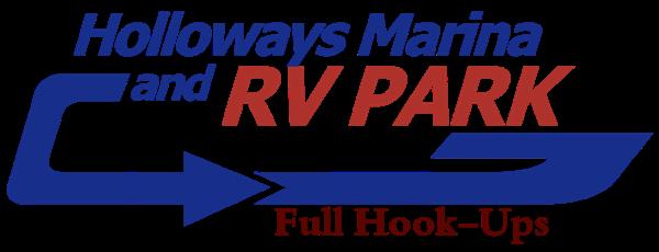 Holloways Marina and RV Park campsite rentals