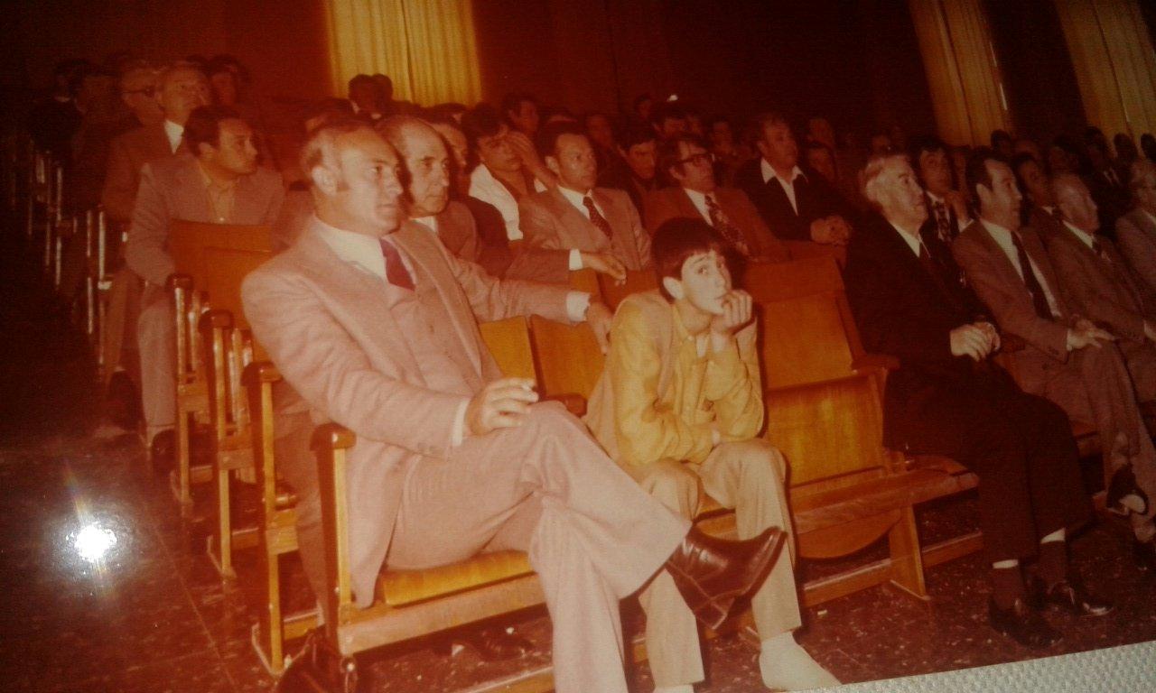 Foto storica del proprietario di Edilfabri