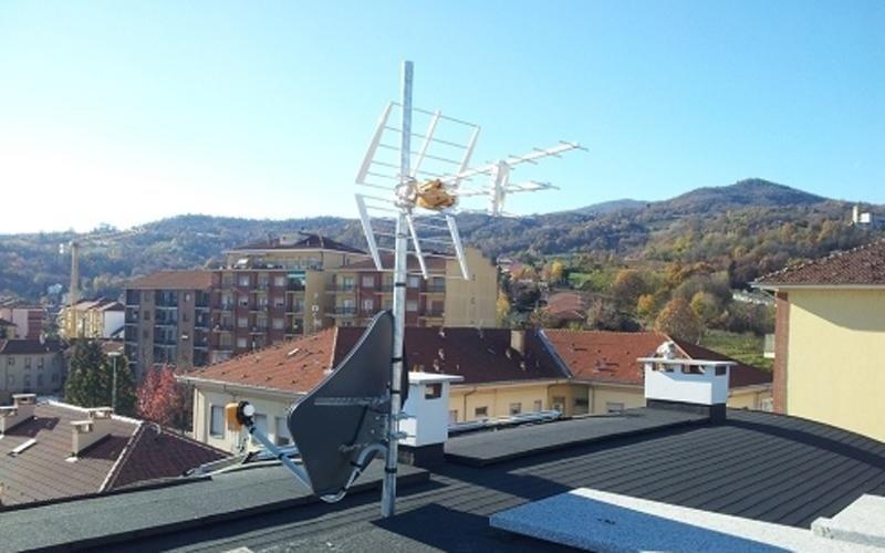 impianti antenna satellitare modena