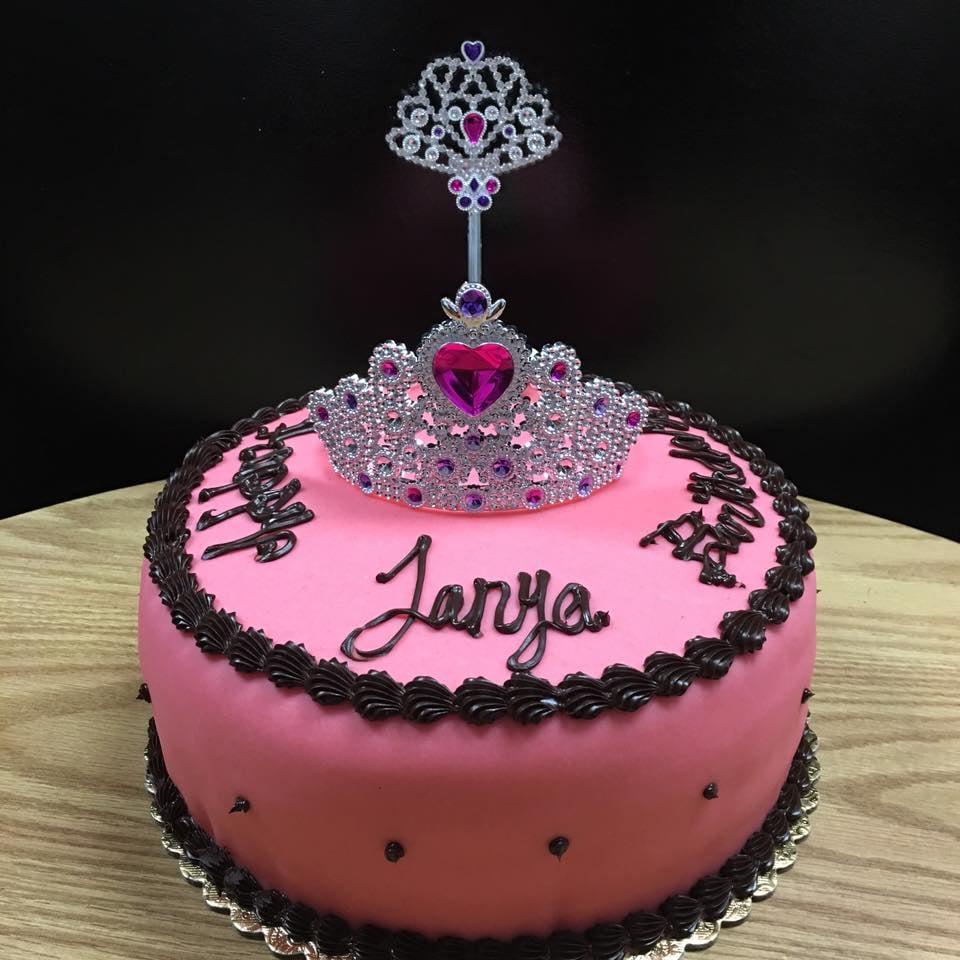 Swedish Royal Bakery Cake Portfolio Image