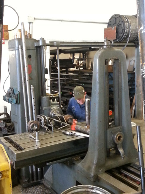 Welder provides welding services in Kalispell, MT