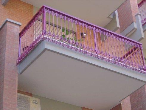 lavori di rifacimento balconi, cooibentazioni, isolamenti