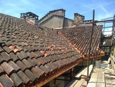interventi di rifacimento tetti, interventi di impermeabilizzazioni