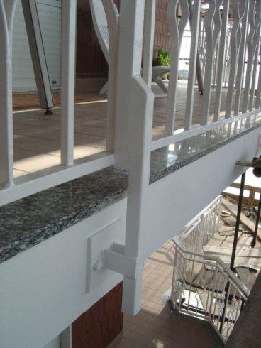 montaggio ringhiere di balconi, ristrutturazione balconi, posa pavimentazioni